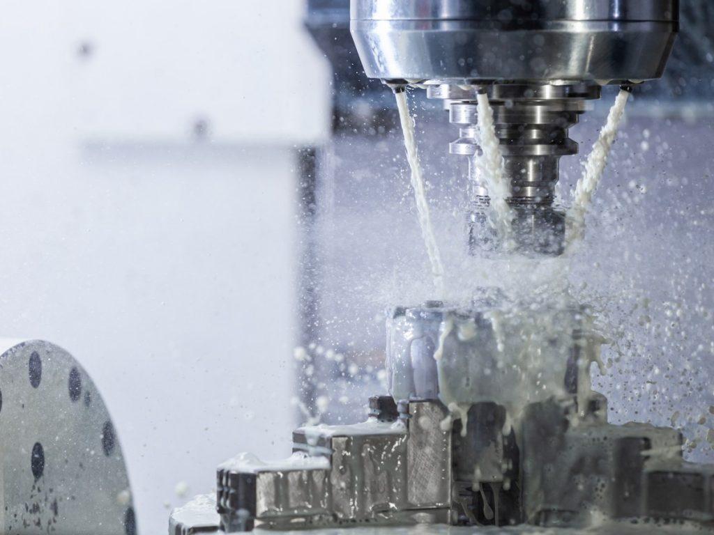 Wat is CNC-frezen? Nefratech EDM Center Weert