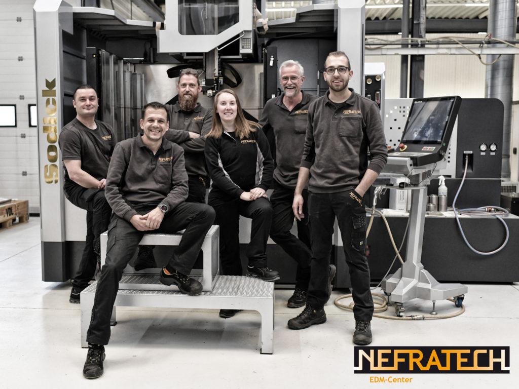 Team Nefratech EDM Center Weert
